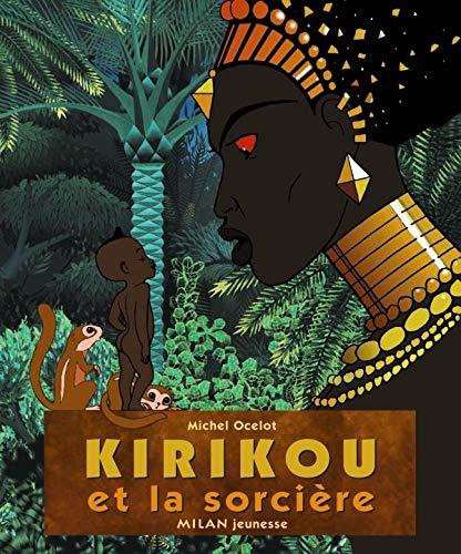 9782745902603: Kirikou Et La Sorcière, Mini-Album (French Edition)