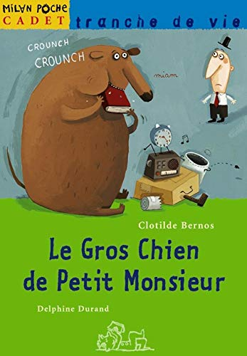 Le Gros Chien de Petit Monsieur: Bernos, Clotilde, Durand,