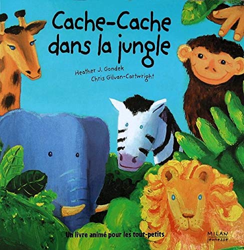 9782745905154: Cache-cache dans la jungle