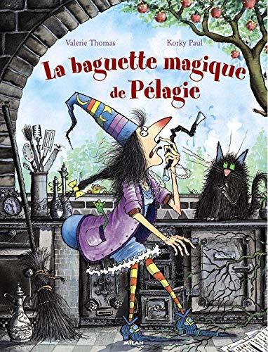 9782745905314: La Baguette magique de Pélagie