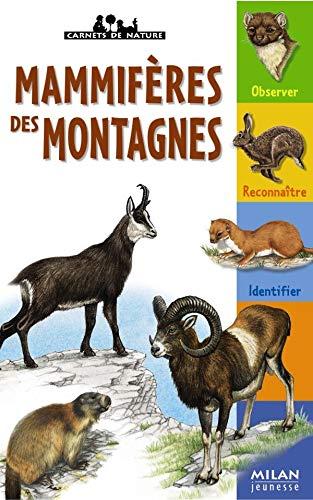 9782745907967: Les mammifères des montagnes