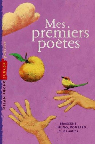 9782745908742: Mes premiers poètes