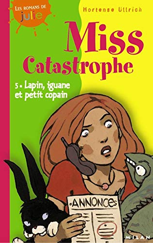 9782745908940: Miss Catastrophe, Tome 5 (French Edition)