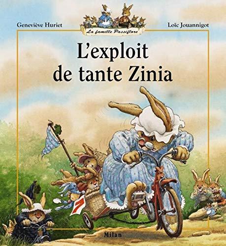 Exploit de tante Zinia (L'): Huriet, Genevi� ve