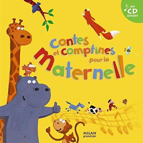 9782745910912: Contes et comptines pour la maternelle (1CD audio)