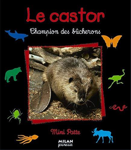9782745911445: Le castor : Champion des bûcherons