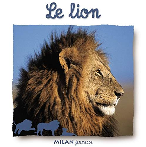 9782745912862: Le lion (French Edition)