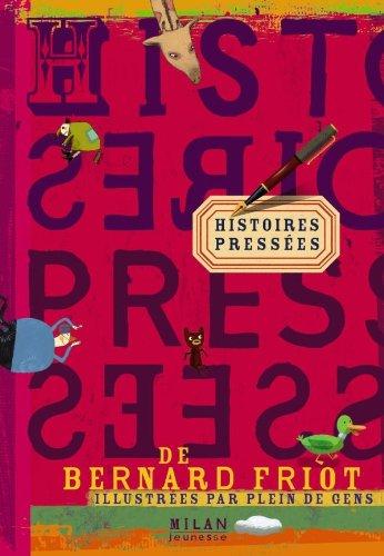 9782745917027: Histoires pressées (French Edition)