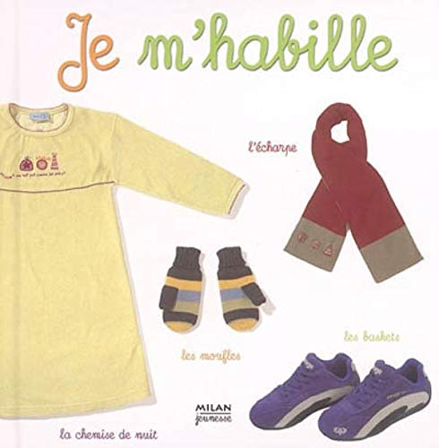 9782745917829: Je M'Habille (French Edition)