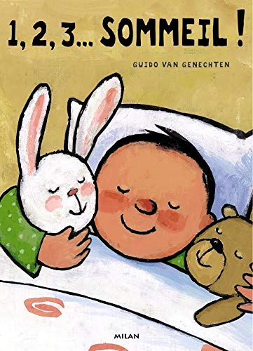 1, 2, 3. sommeil ! (French Edition): Guido Van Genechten