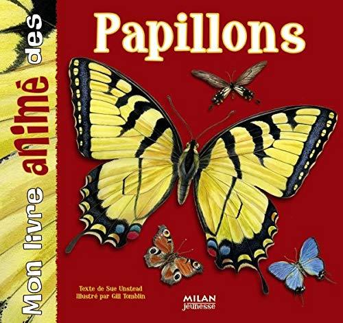 9782745918789: Mon livre animé des papillons