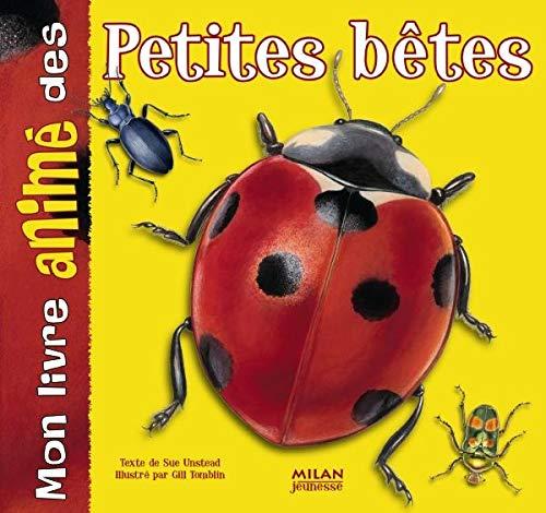 9782745918796: Mon livre animé des petites bêtes