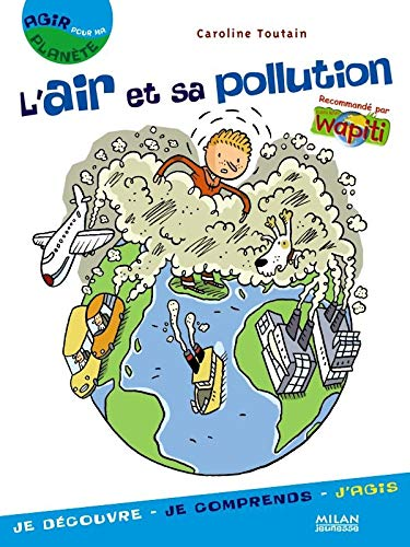 9782745919199: L'air et sa pollution