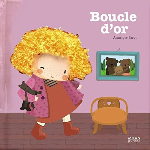 9782745922861: Boucle d'or