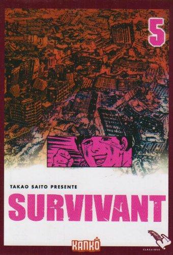 9782745924681: Survivant, Tome 5 :