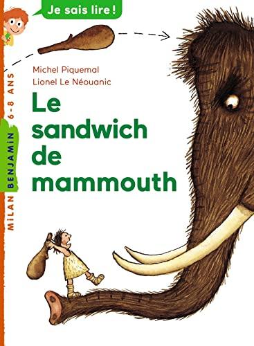 9782745925114: Le Sandwich De Mamouth