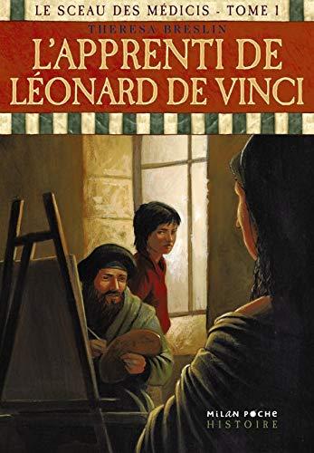 9782745925770: Le sceau des Médicis, Tome 1 : L'apprenti de Léonard de Vinci
