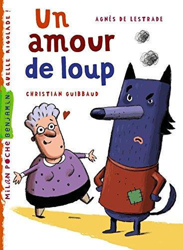 9782745927392: Amour de loup (un)
