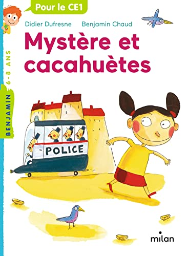 9782745927408: Mystere ET Cacahuetes (Milan poche Benjamin)