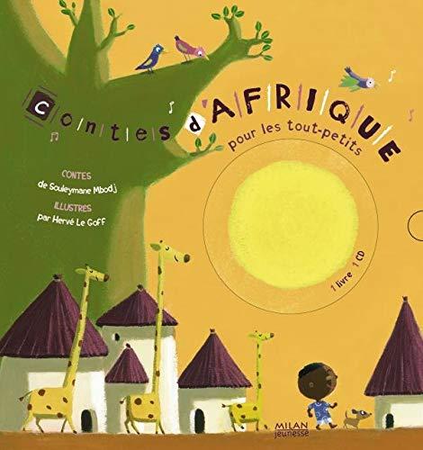 9782745929020: Contes d'Afrique : Pour les tout-petits
