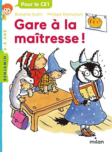 9782745929686: Gare � la ma�tresse !