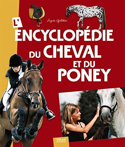 9782745930163: L'encyclopédie du cheval et du poney