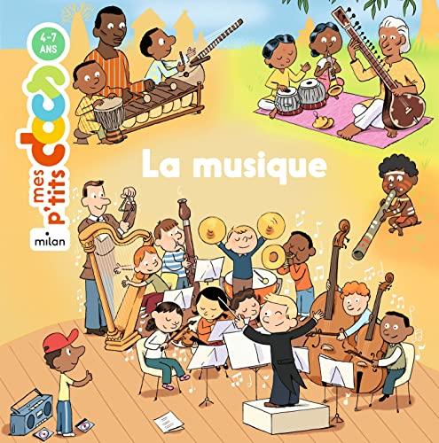 9782745931368: Musique (la) (Mes p'tits docs)