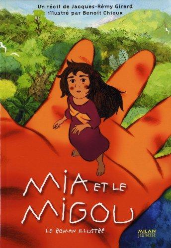 9782745931764: Mia et le Migou : Le roman illustr�