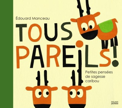 9782745933300: Tous pareils ! (French Edition)