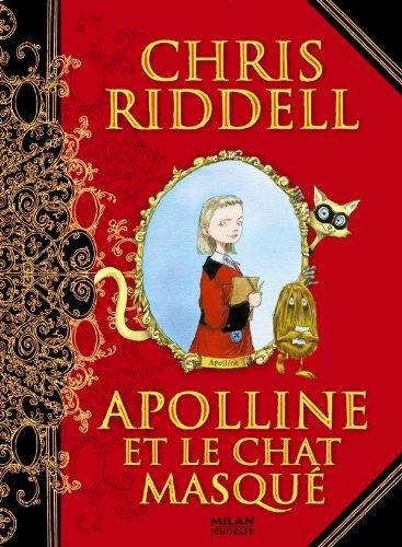 9782745933959: Apolline, Tome 01: Apolline et le chat masqué (Apolline, 1) (French Edition)