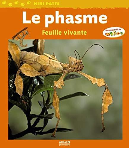 9782745934673: Le phasme : Feuille vivante