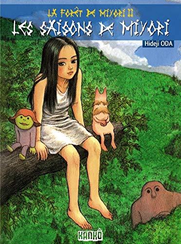 9782745936035: For�t de Miyori (la) - les saisons de Miyori Vol.2