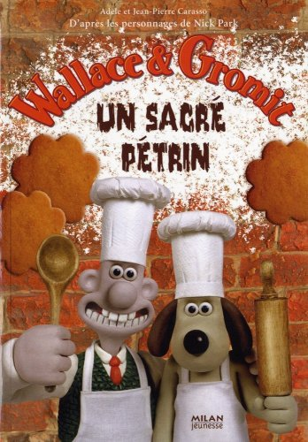 Wallace & Gromit (French Edition): Adèle Carasso
