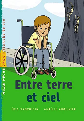 9782745936363: Entre terre et ciel (French Edition)