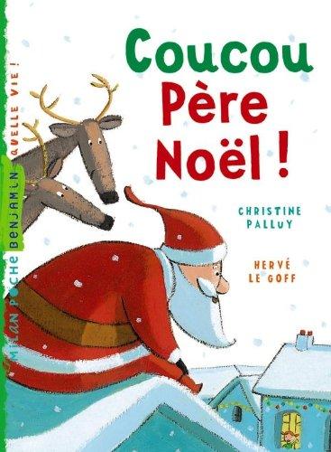 9782745936875: Coucou Père Noël !