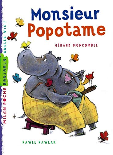 9782745936882: Monsieur Popotame
