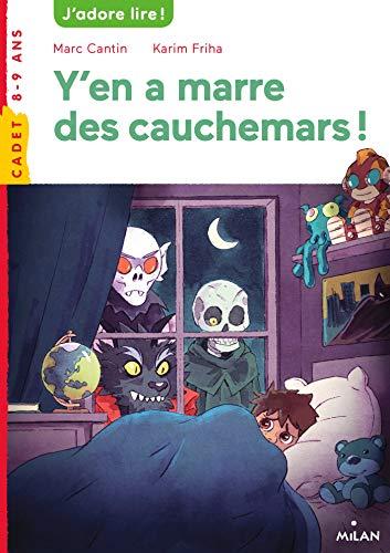 9782745937995: Y'en a marre des cauchemars ! (French Edition)