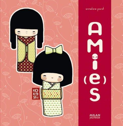 9782745939432: Kokeshi - Ami(e)s Vol.2