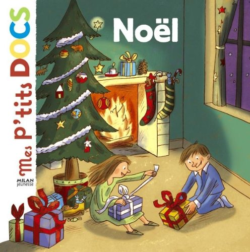 9782745939449: Mes P'tits Docs: Noel (French Edition)
