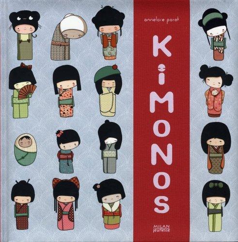 KIMONOS: PAROT ANNELORE