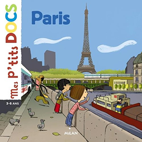9782745942845: Paris (Mes p'tits docs)