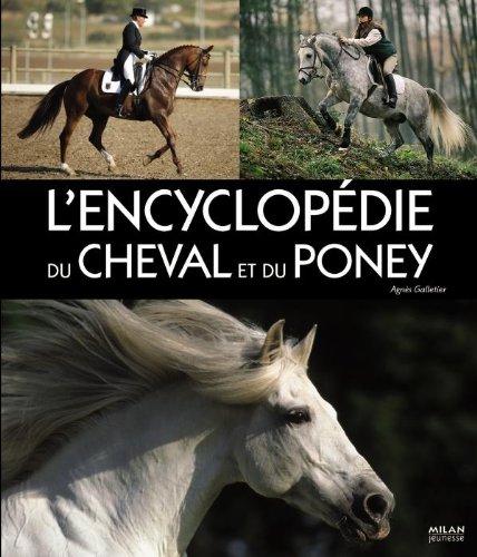 9782745945228: Encyclopédie du cheval et du poney