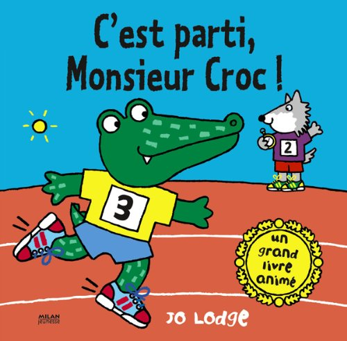9782745948236: Cest parti, monsieur croc?