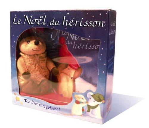 9782745951533: Petit h�risson - coffret cadeau peluche- Livre seul - Peluche seule