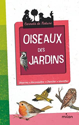 OISEAUX DES JARDINS N.É.: TRACQUI VALÉRIE