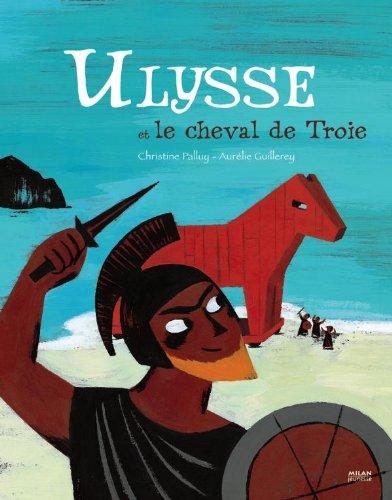 9782745953278: Ulysse et le cheval de Troie