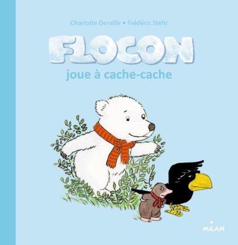 FLOCON JOUE À CACHE CACHE: DERVILLE CHARLOTTE