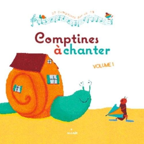 COMPTINES À CHANTER V.01 N.É.: COLLECTIF