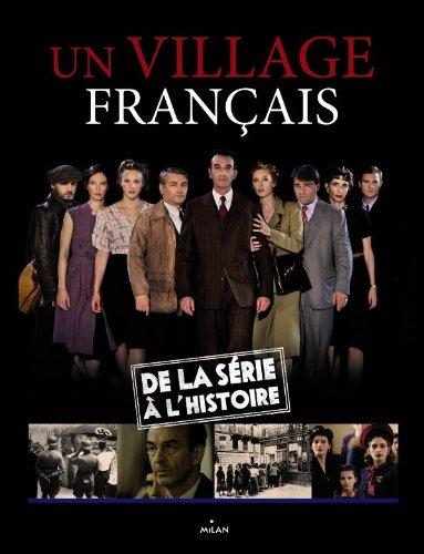 9782745954510: Un village fran�ais