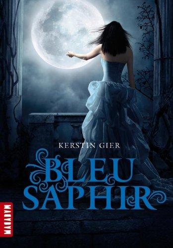 9782745954817: Bleu Saphir